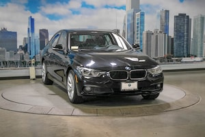 2018 BMW 320i xDrive