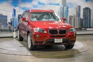 2013 BMW X3 xDrive28i SAV 5UXWX9C55D0A14016