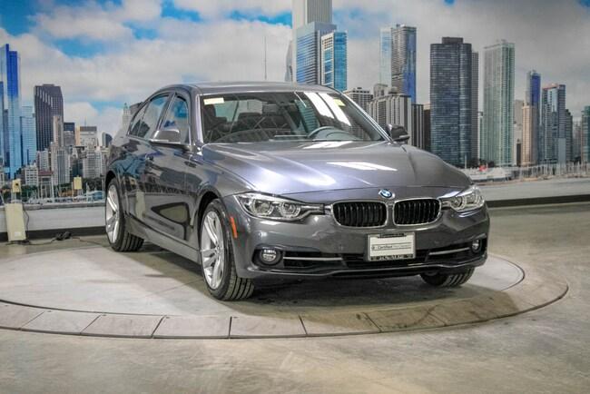 2016 BMW 328i xDrive Sedan