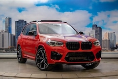 2021 BMW X3 M Competition xDrive SAV