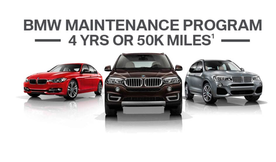 When You Own The Ultimate Driving Machine ®, You Should Get The Service To  Match. For Model Year 2015 Or 2016 Vehicles Sold Or Leased By An Authorized  BMW ...