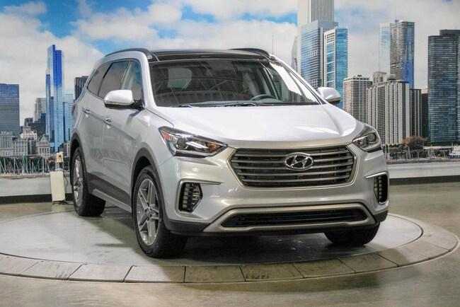 2019 Hyundai Santa Fe XL Limited Ultimate AWD SUV