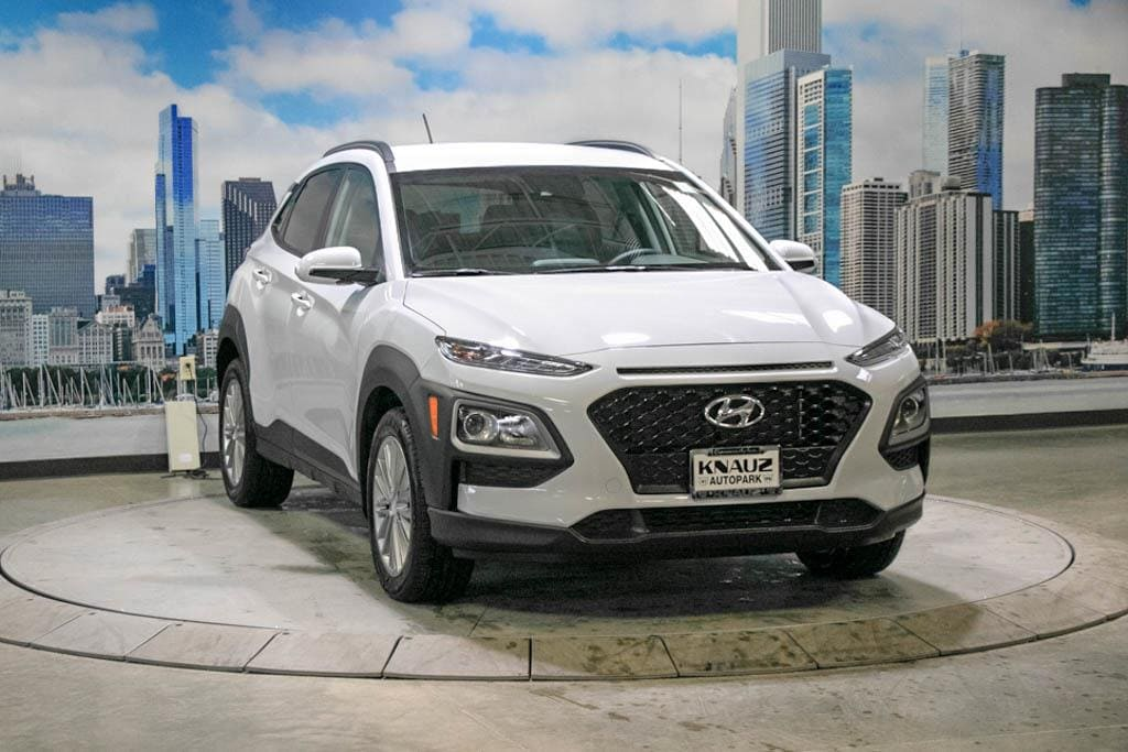 2019 Hyundai Kona SEL AWD SUV