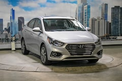 2019 Hyundai Accent Limited Sedan