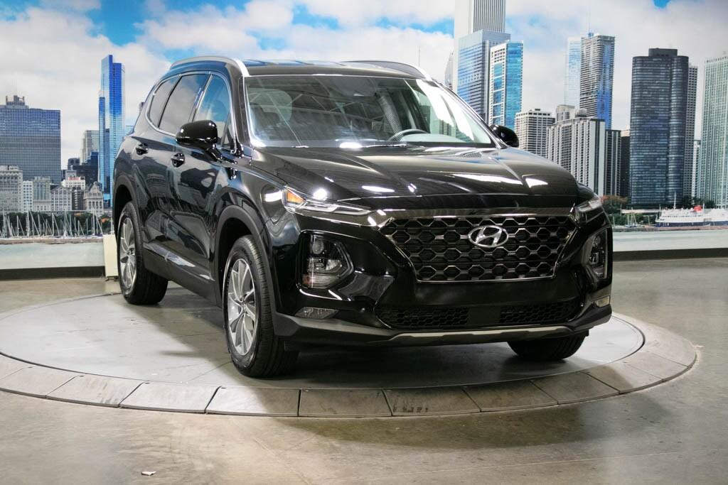 2019 Hyundai Santa Fe SEL Plus AWD SUV