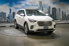 2017 Hyundai Santa Fe SE Ultimate AWD SUV