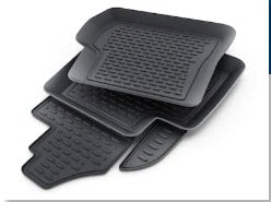 All Weather Floor Mats Available