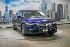 2016 Acura TLX TLX 3.5 SH-AWD with Technology Package Sedan