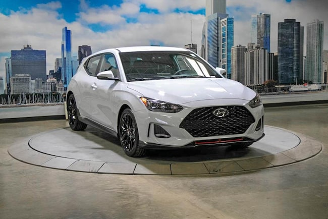 New 2019 Hyundai Veloster Turbo R Spec For Sale In Lake Bluff
