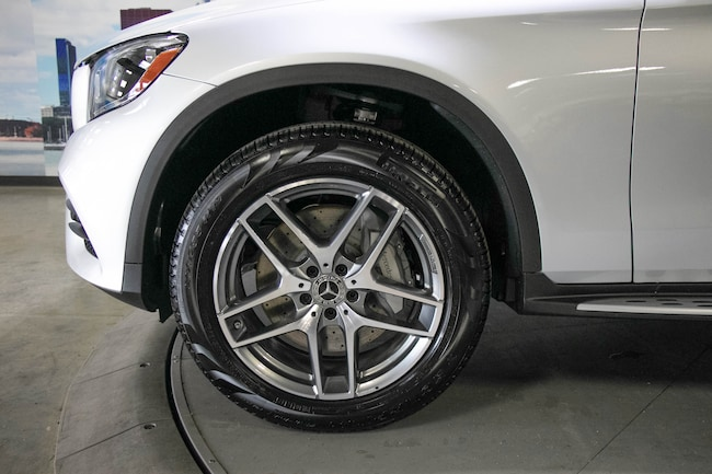 Used 2019 Mercedes-Benz GLC 300 For Sale at Land Rover Lake Bluff
