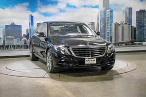 2016 Mercedes-Benz S-Class S 550 4MATIC®