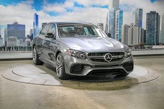 2019 Mercedes-Benz E-Class AMG® E 63 S 4MATIC® Sedan