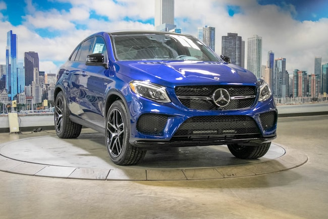 2019 Mercedes-Benz AMG® GLE 43 4MATIC® Coupe