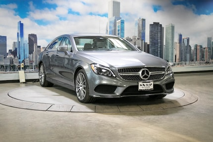 2016 Mercedes-Benz CLS Coupe