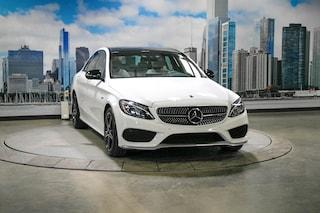 2018 Mercedes-Benz AMG® C 43 4MATIC® Sedan