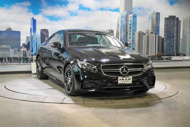2019 Mercedes-Benz E-Class AMG® E 53 4MATIC® Coupe