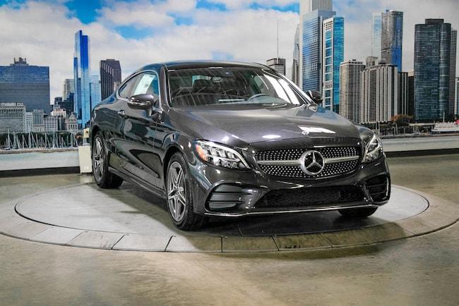 2019 Mercedes-Benz C-Class C 300 4MATIC® Coupe
