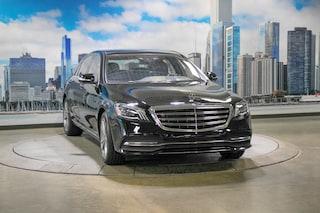 2019 Mercedes-Benz S-Class S 450 4MATIC® Sedan