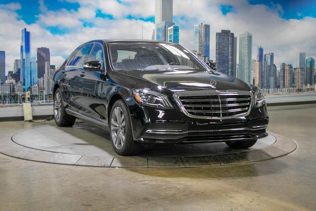 2019 Mercedes-Benz S-Class S 450 4MATIC® Sedan