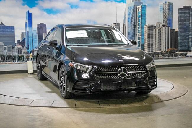 2019 Mercedes-Benz A-Class A 220 4MATIC® Sedan