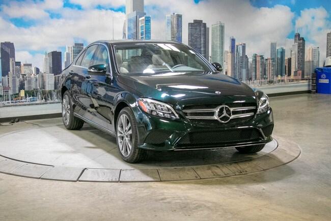 2019 Mercedes-Benz C-Class C 300 4MATIC® Sedan