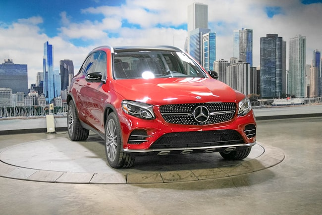 2019 Mercedes-Benz AMG® GLC 43 4MATIC® SUV