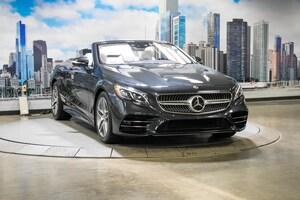 2019 Mercedes-Benz S-Class S 560 Cabriolet
