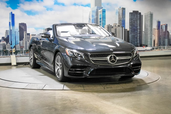 New 2019 Mercedes-Benz S-Class S 560 Cabriolet For Sale in Lake