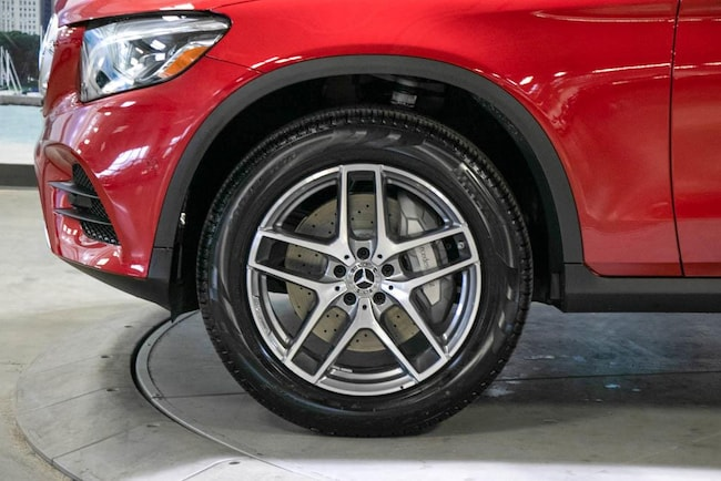 Used 2019 Mercedes-Benz GLC 300 For Sale at Knauz Continental Autos