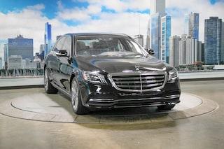 2019 Mercedes-Benz S-Class S 560 4MATIC® Sedan