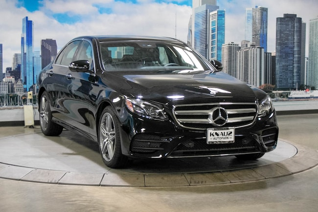2019 Mercedes-Benz E-Class E 300 4MATIC® Sedan