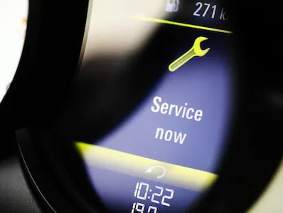 Mercedes-Benz Service B (for vehicles MY09 and newer)