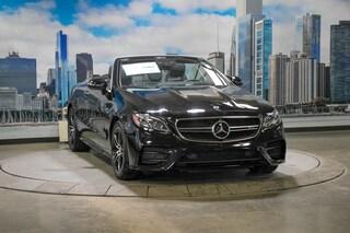 2019 Mercedes-Benz E-Class AMG® E 53 4MATIC® Cabriolet