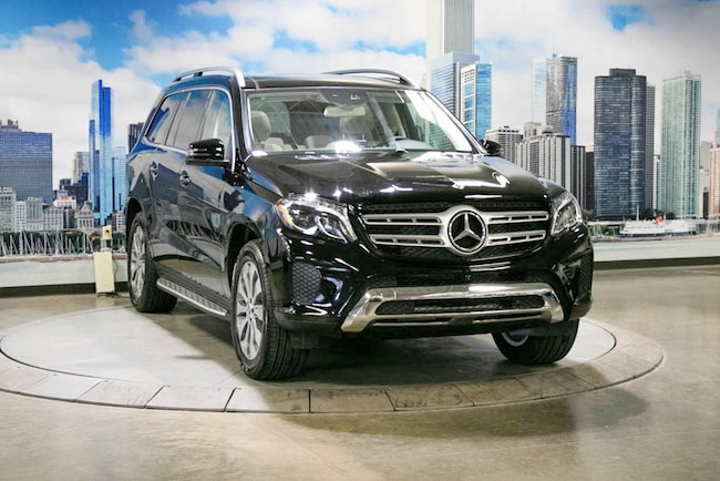2019 Mercedes-Benz GLS 450 4MATIC® SUV