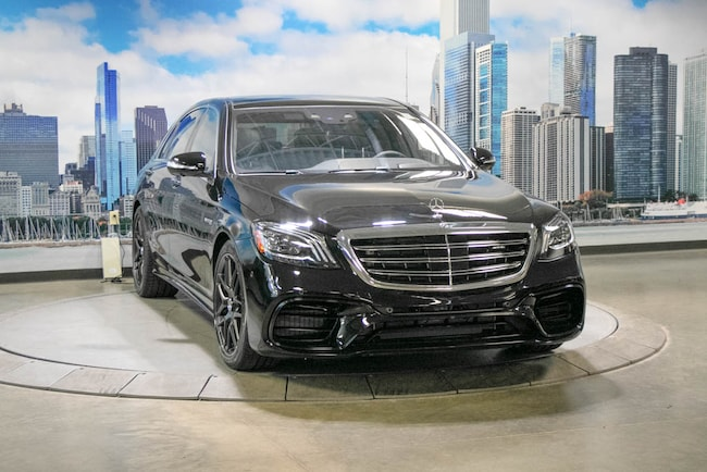 2019 Mercedes-Benz AMG® S 63 4MATIC® Sedan