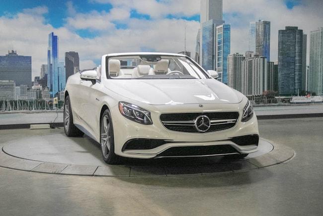 2017 Mercedes-Benz AMG® S 63 4MATIC® Cabriolet