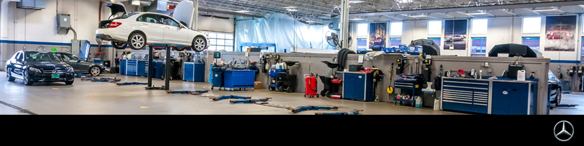 Lovely Visit Our Mercedes Benz Service Center At Knauz Continental Autos, Serving  Waukegan, Gurnee, Deerfield And Buffalo Grove