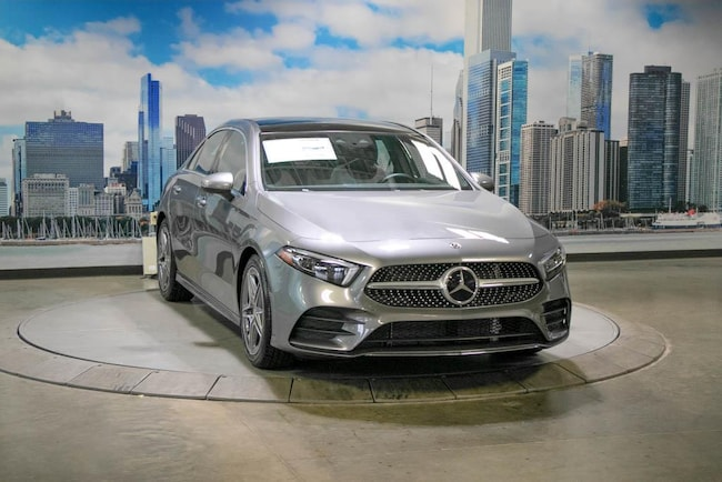 2019 Mercedes-Benz A-Class A 220 4MATIC® Sedan