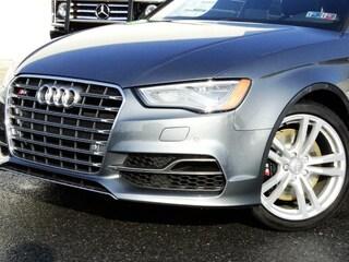 2015 Audi S3 2.0T Premium Plus (S tronic) Sedan