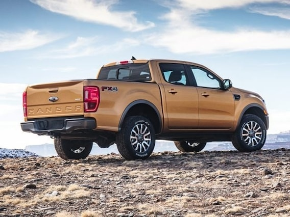 Ford Louisville Ky >> The All New Ford Ranger In Buckner Ford Pickup Near