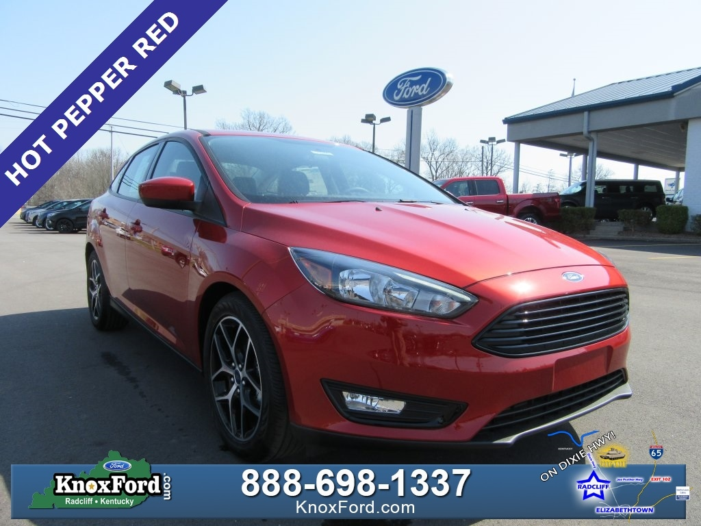 New 2018 Ford Focus SE Sedan For Sale in Radcliff, KY