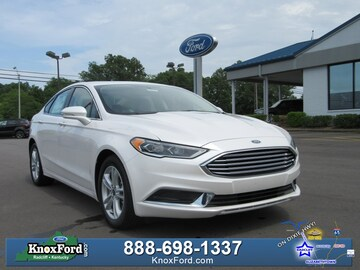 2018 Ford Fusion Sedan