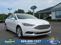 2018 Ford Fusion SE Sedan For Sale in Radcliff, KY