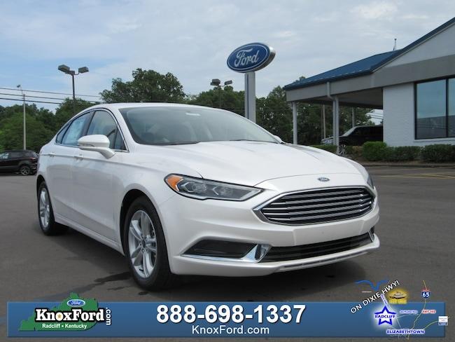 2018 Ford Fusion SE Sedan For Sale near Elizabethtown, KY