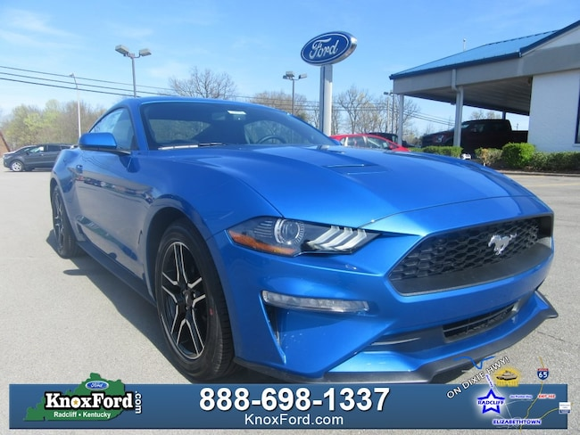 2019 Ford Mustang Ecoboost Coupe For Sale near Elizabethtown, KY