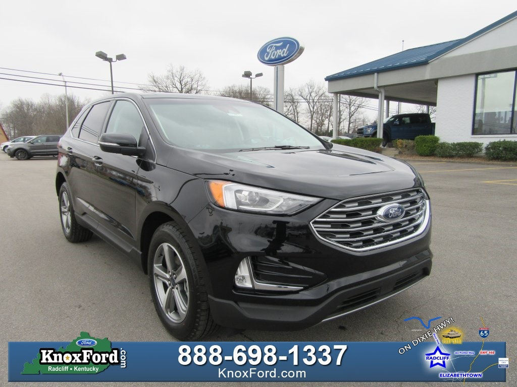New 2019 Ford Edge SEL Sport Utility Radcliff, Kentucky