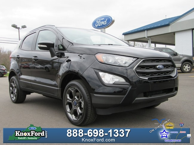 2018 Ford EcoSport SES Sport Utility For Sale in Buckner, KY