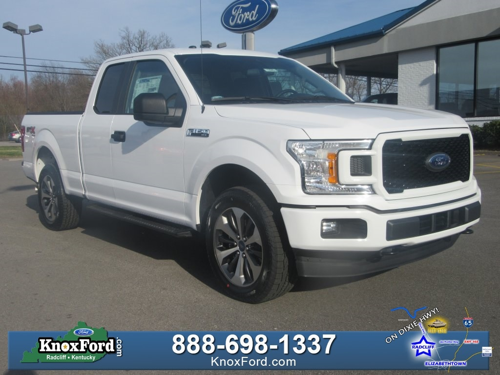 New 2019 Ford F-150 STX Super Cab Radcliff, Kentucky