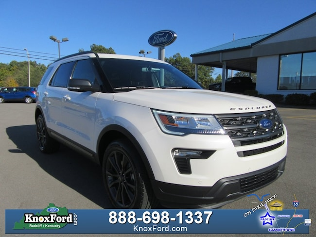 2019 Ford Explorer XLT Sport Utility For Sale near Elizabethtown, KY