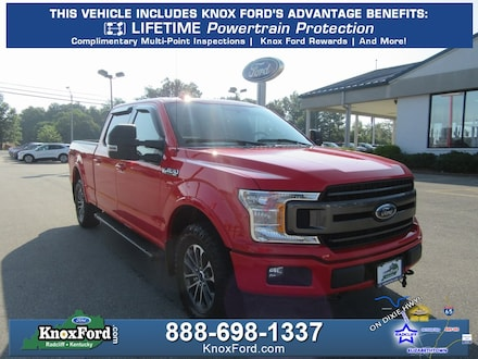 2018 Ford F-150 XLT SuperCrew for Sale in Radcliff, KY